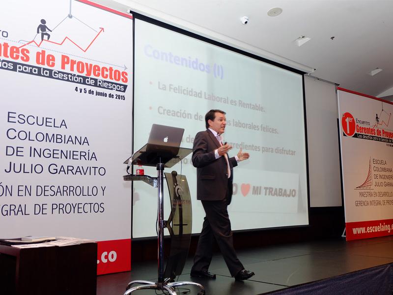 Congreso Internacional de Gestión de Proyectos